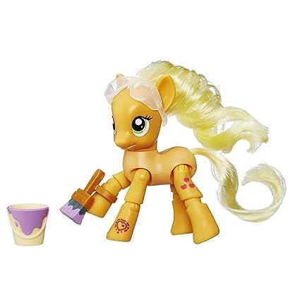 amazon com my little pony explore equestria applejack painting