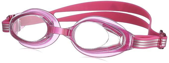d920499404d6 adidas Aquastorm Swimming Goggles One-Piece Intpnk Clear