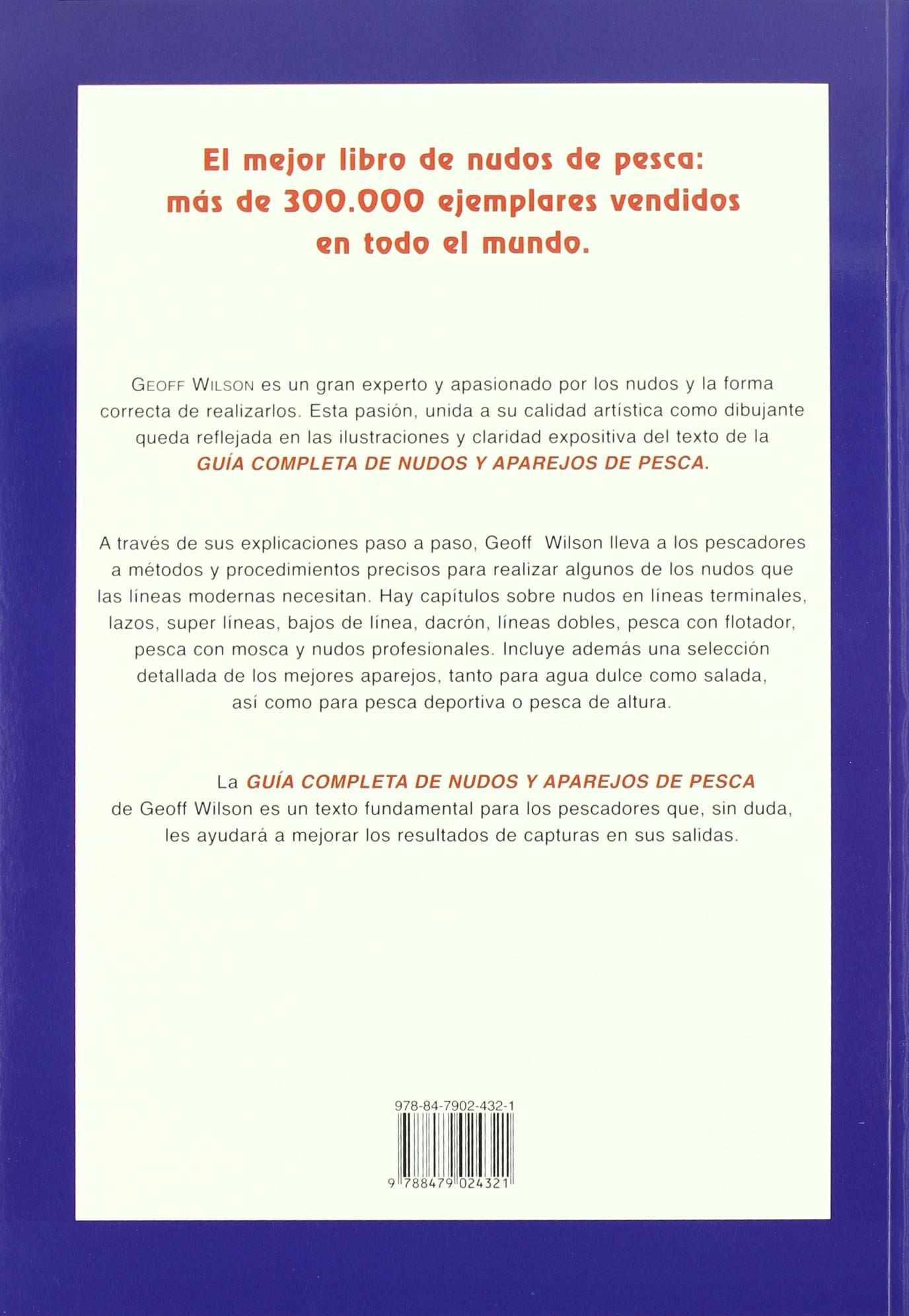 Guia Completa de Nudos y Aparejos de Pesca (Spanish Edition)