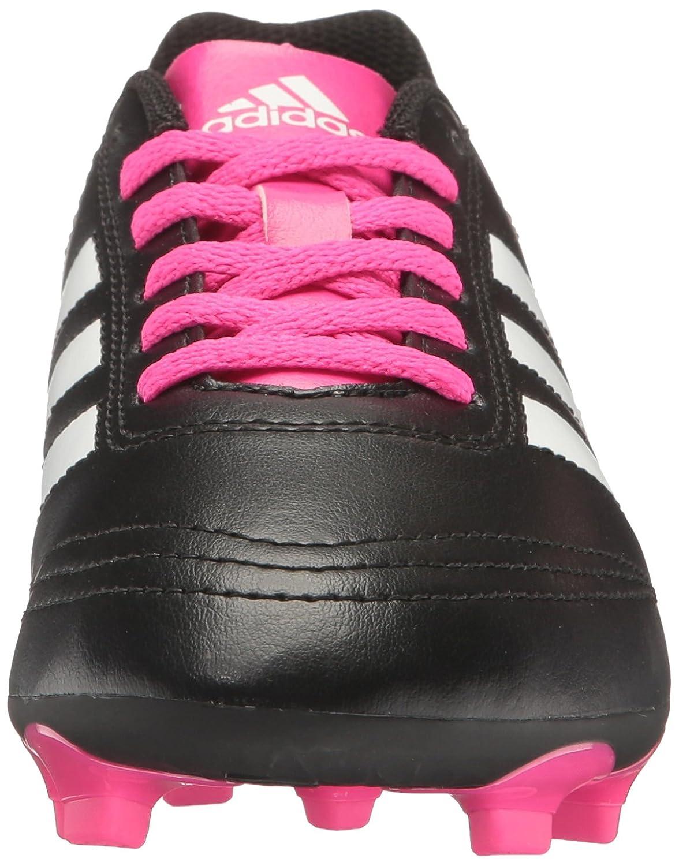 950927c66 ... black adidas Kids Goletto VI FG Junior Soccer Shoes Amazon.ca Shoes  Handbags ...