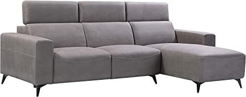Modern Bari Sectional Sofa