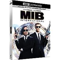MEN IN BLACK INTERNATIONAL - UHD + BD [Blu-ray]