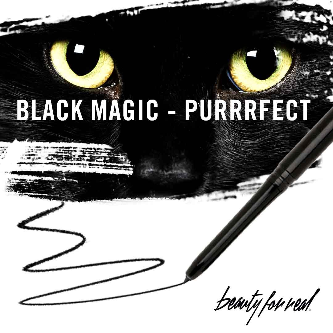 Beauty For Real I-Line 24/7 Waterproof Eyeliner, Black Magic by Beauty For Real (Image #4)