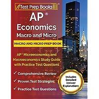 AP Economics Macro and Micro Prep Book: AP Microeconomics and Macroeconomics Study Guide with Practice Test Questions…