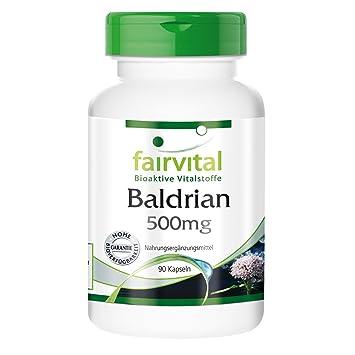 Valeriana 500mg - GRANEL durante 3 meses - VEGAN - dosis alta - 4 veces concentró 90 Capsules- extracto de raíz de valeriana: Amazon.es: Salud y cuidado ...