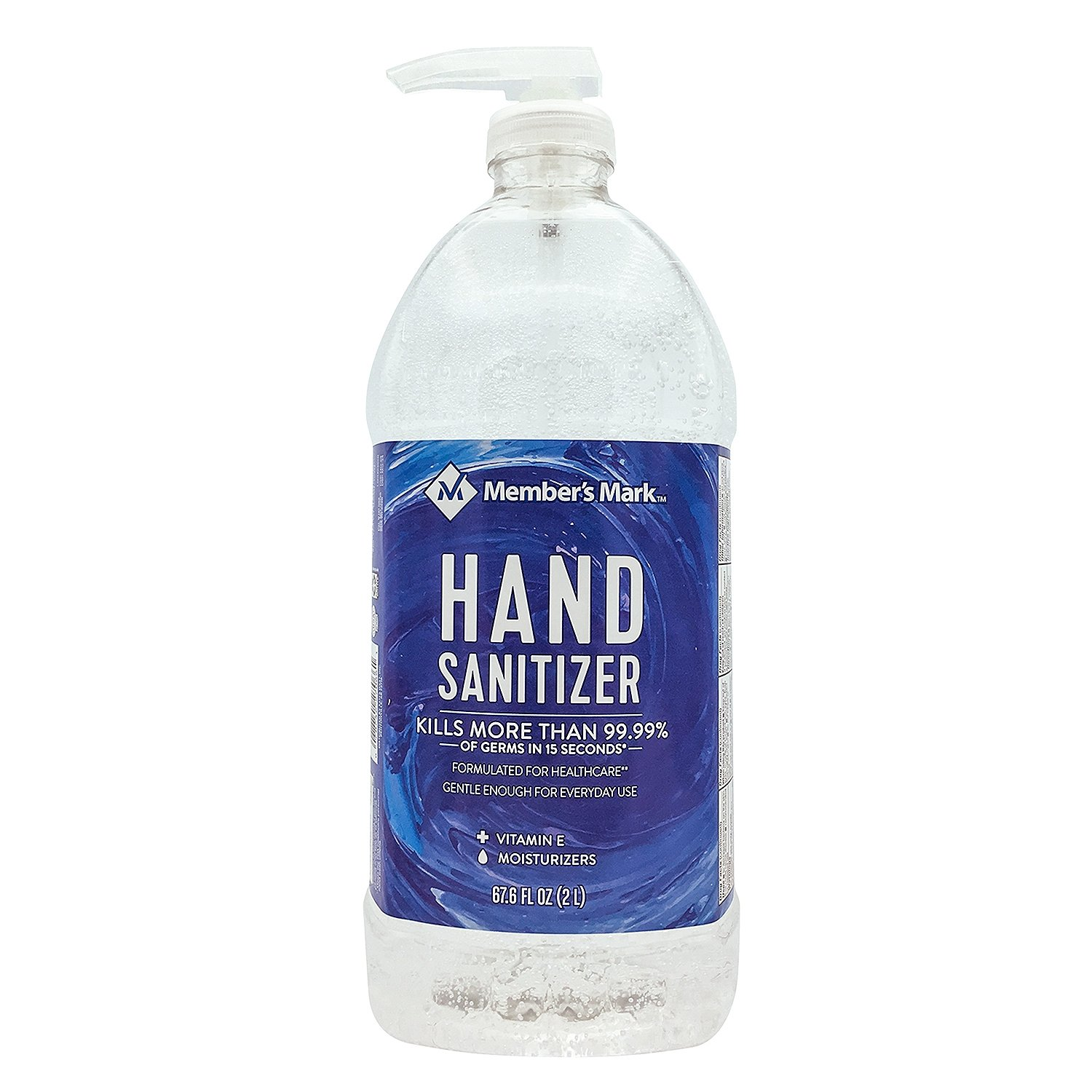 Amazon Com Member S Mark Hand Sanitizer 67 6 Fl Oz 4 Pack