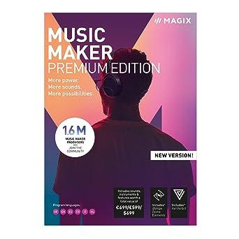amazon co jp magix music maker 2019 premium edition our most