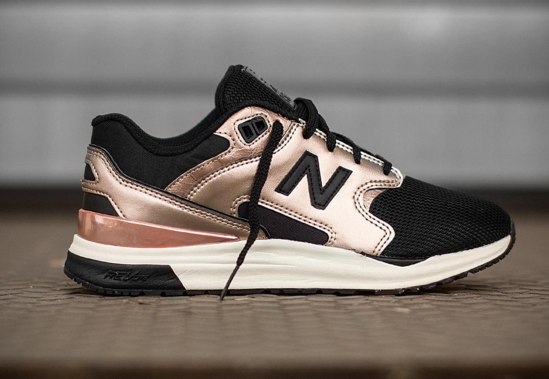 New Balance WL1550 W Schuhe 5,0 metallicblack: