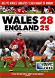 Rugby World Cup 2015: Wales v England