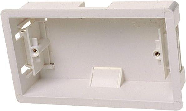 Caja de revestimiento seco para enchufe empotrado en la pared con ...