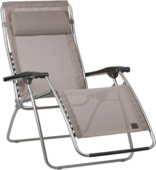 Lafuma R Clip Recliner Chair: Amazon.co.uk: Garden & Outdoors