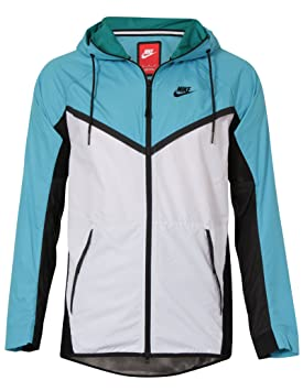 Nike Tech Hypermesh WR Sudadera, Hombre, Blanco (White/Omega Blue/Black), L: Amazon.es: Deportes y aire libre
