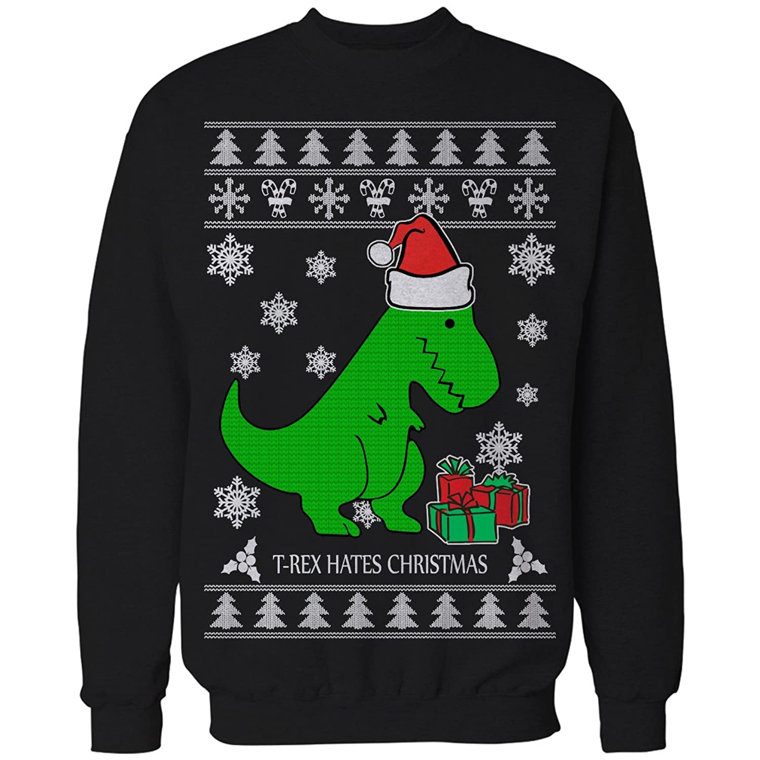 T-Rex Hates Christmas -
