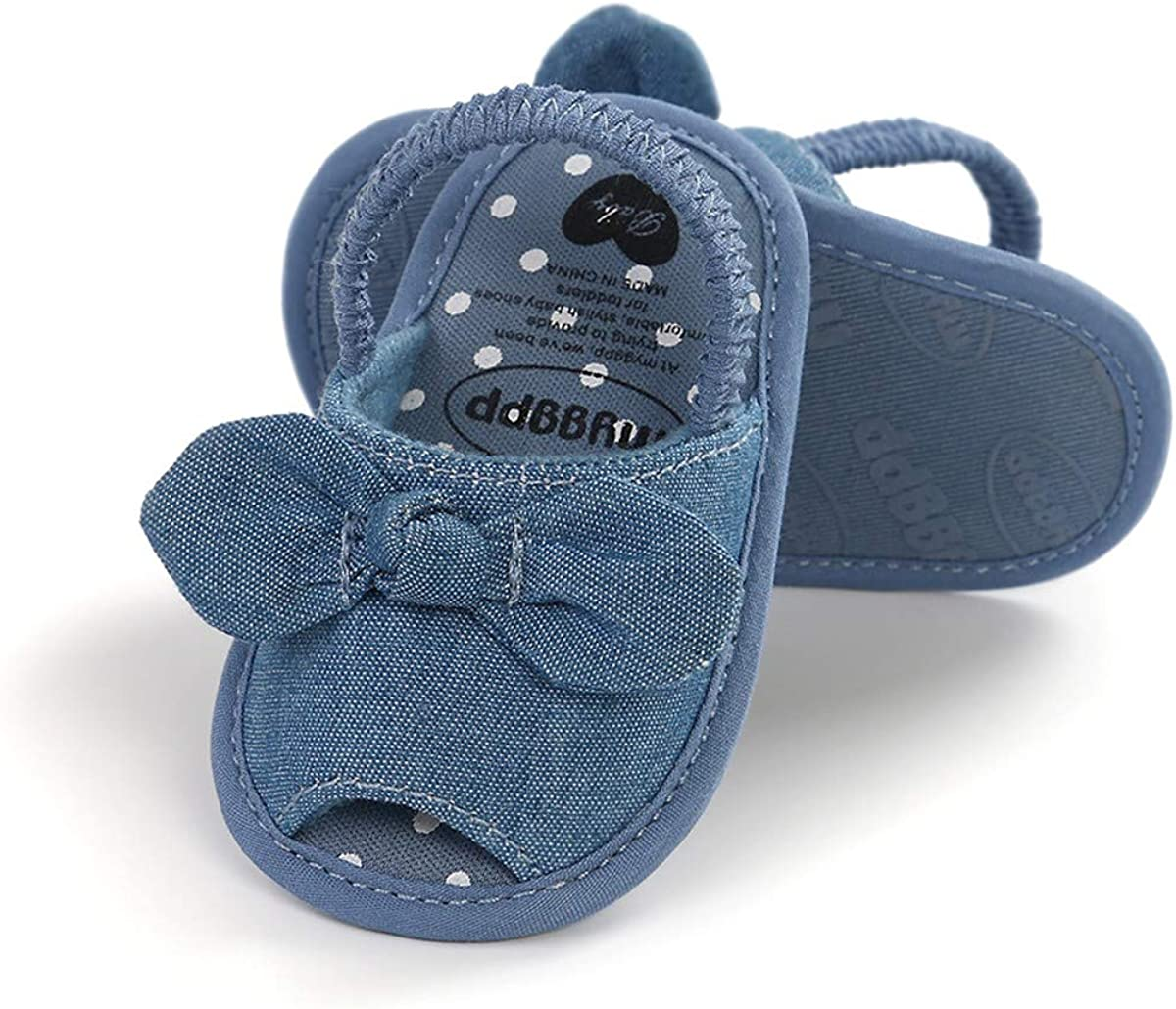 FE/&H Baby Girls Sandals Faux Fur Slippers with Elastic Back Strap Fuzzy Slides Fluffy Soft Flat First Walker Toddler Boy House Shoes 12-18 Months