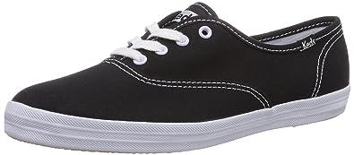 Femmes Keds Chaussures De Sport A La Mode Couleur Noir Black Taille 39.5 EU / 8.