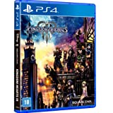 Kingdom Hearts III Playstation 4 + DLC Dawn Till Dusk (apenas na pré-venda)