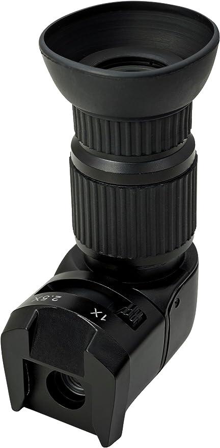 Visor Visor de ángulo Recto con 1 x – 2,5 x aumentos para Nikon ...