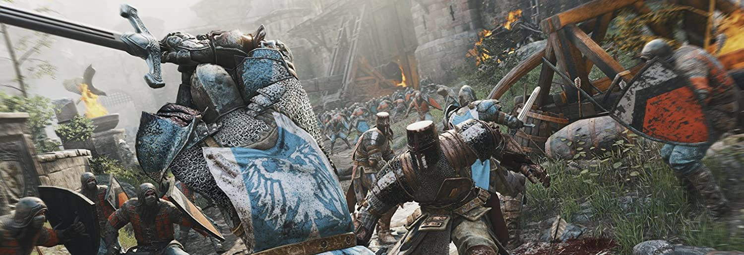 Amazon com: For Honor - Xbox One: Ubisoft: Video Games