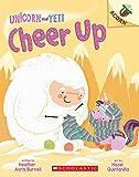 Cheer Up: An Acorn Book (Unicorn and Yeti #4) (4)