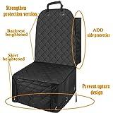 Alfheim 005B Coprisedili di Auto per Animali Domestici, Front Seat Cover (Pro)