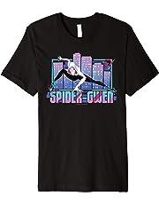 Marvel Spider-Man Into the Spider-Verse Spider-Gwen T-Shirt
