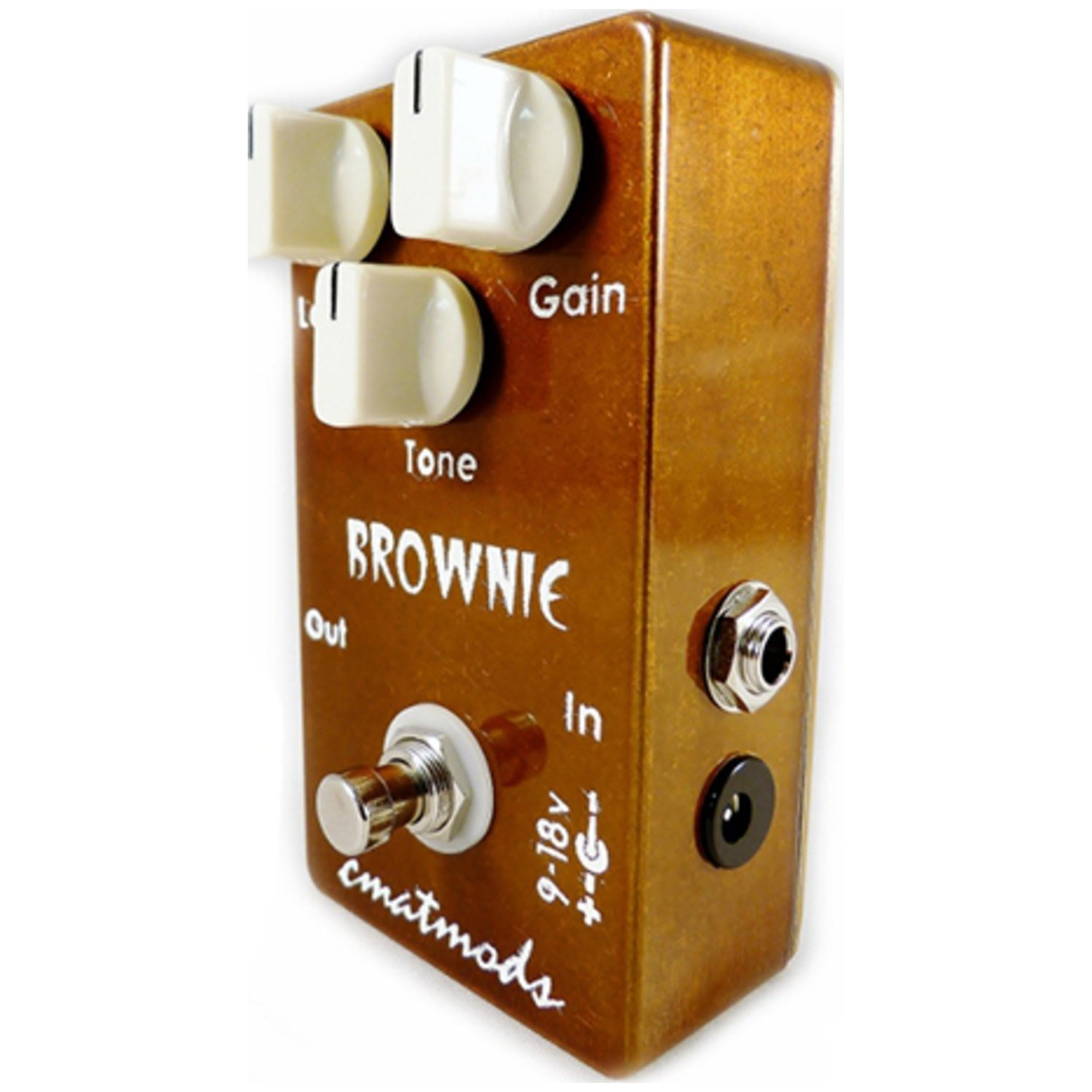cmatmods brownie distortion pedal musical instruments