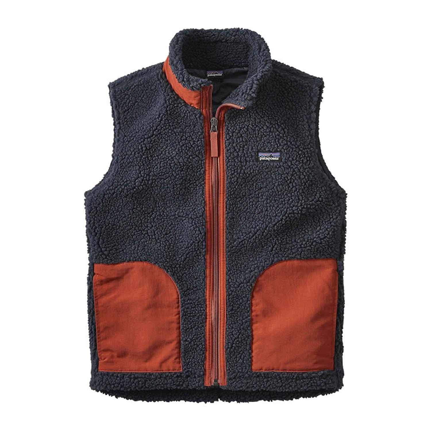 Patagonia Boys Retro-x Vest (Little Big Kids) Patagonia Kids