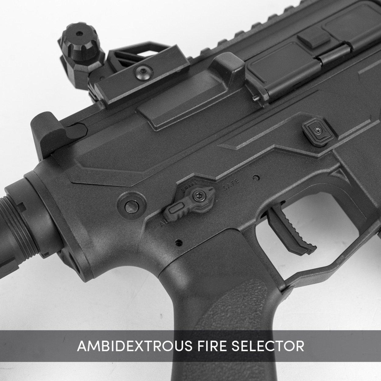 Amazon.com: Valken ASL mod-m AEG M4 Airsoft rifle, color ...