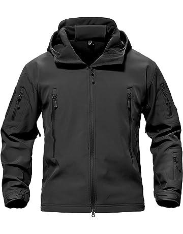 0177592518 TACVASEN Men s Special Ops Military Tactical Soft Shell Jacket Coat