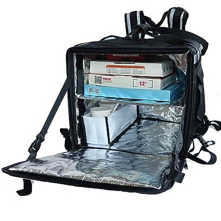 pk-92zz: entrega de comida bolsa para patinete con separador ...