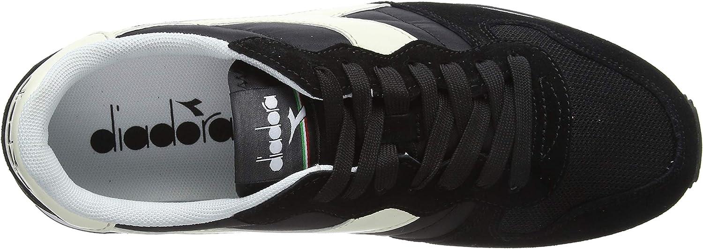 Diadora - Sport Shoes Camaro for Man and Woman Black (Nero/Bianco C0641)