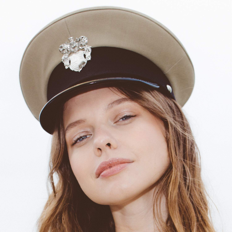 RACEU ATELIER Gorra de Capitán Morgan - Gorra marinera - 100% de ...
