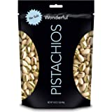 Wonderful Pistachio, Pistachios No Salt, 16 Ounce