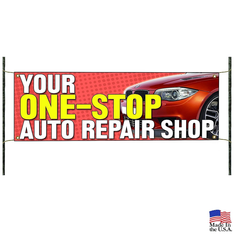 One Stop Automotive >> Amazon Com Your One Stop Auto Repairs Shop Business