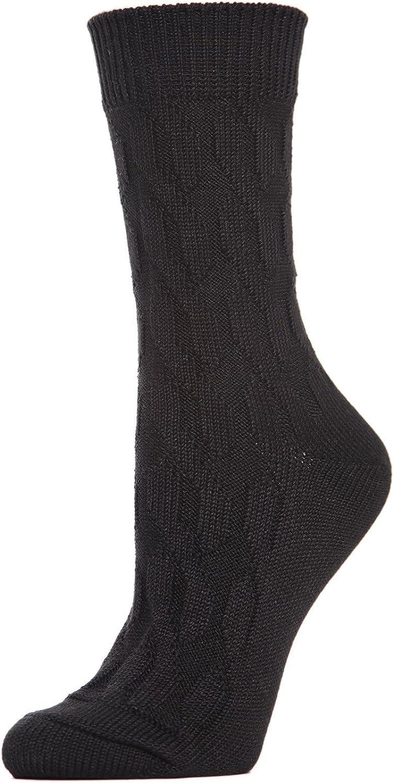 MeMoi Twist Class Boot Sock   Women's Fashion Boot Crew Socks