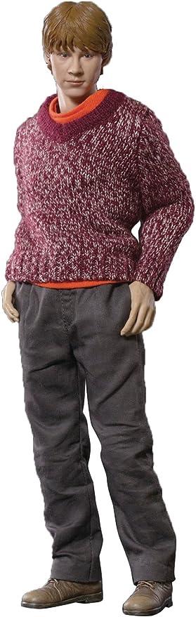 Figura Ron Weasley Deluxe Ver. 29 cm. Harry Potter y el Prisionero de Azkaban. Escala 1:6. Star Ace Toys