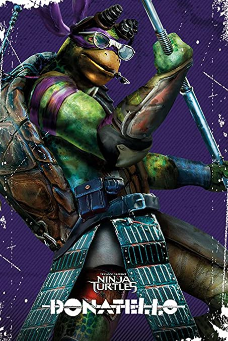 Empire Merchandising 667359 TMNT - Donatello, de Pesca, de ...