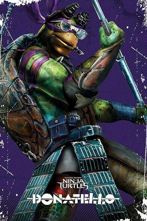 Amazon.com: Empire Merchandising 667359 TMNT Donatello ...
