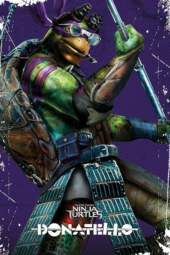 Empire Merchandising 667359 TMNT - Donatello, de Pesca, de ...