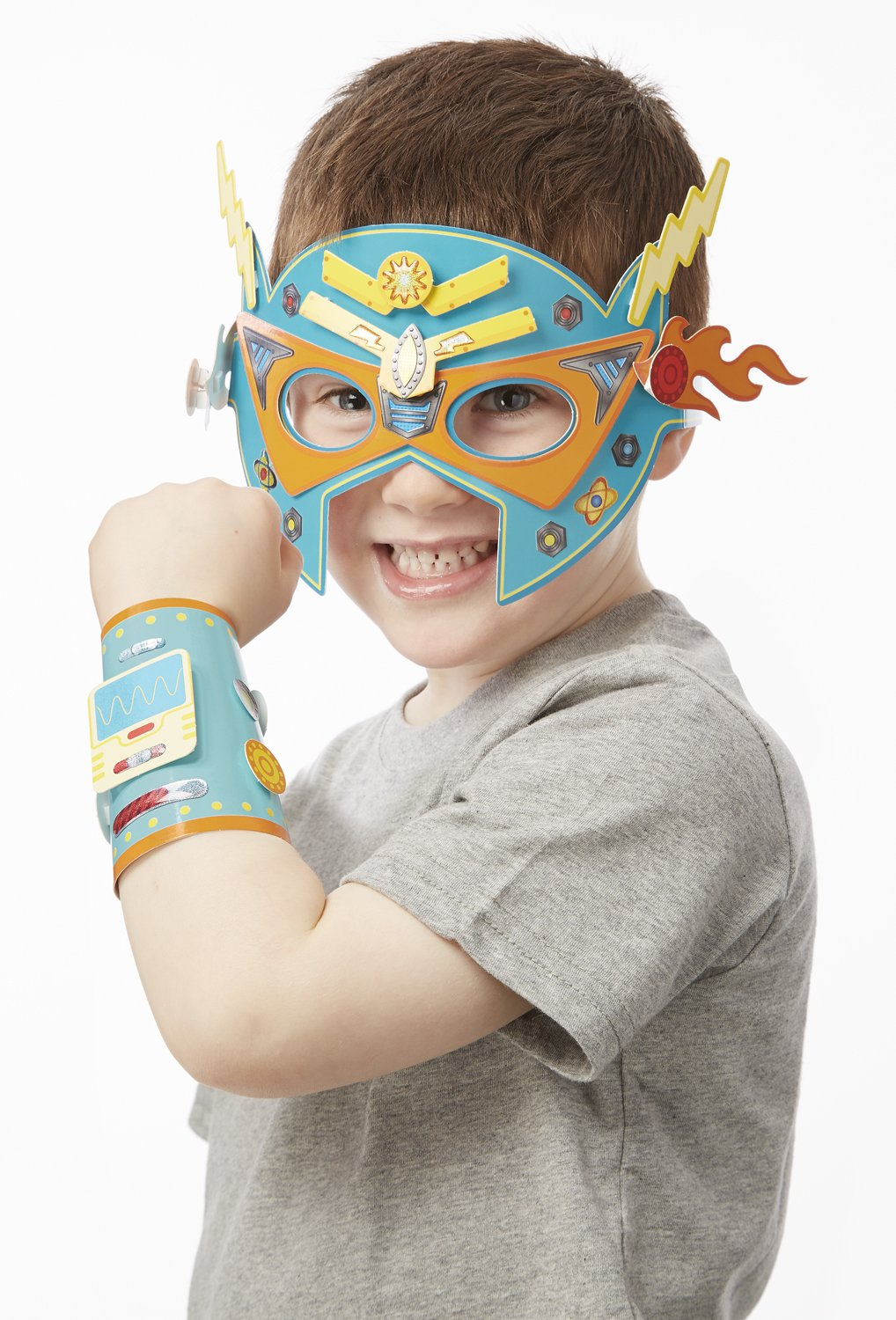 Masks for kids to decorate