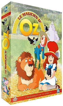 Le Magicien D Oz Intégrale 9 Dvd Livret édition