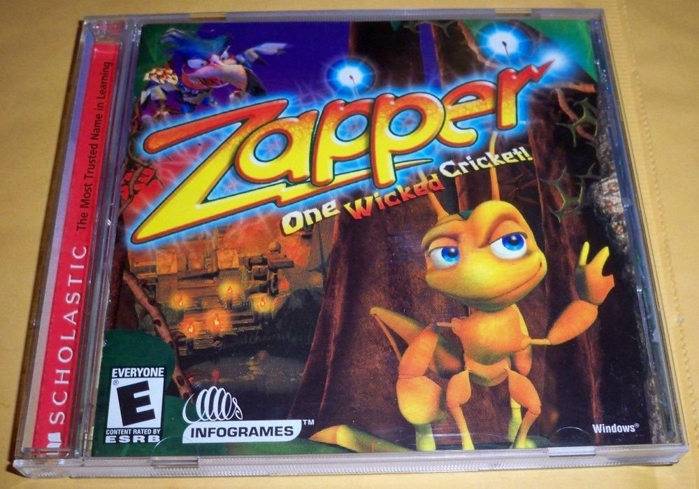 zapper one wicked cricket pc download