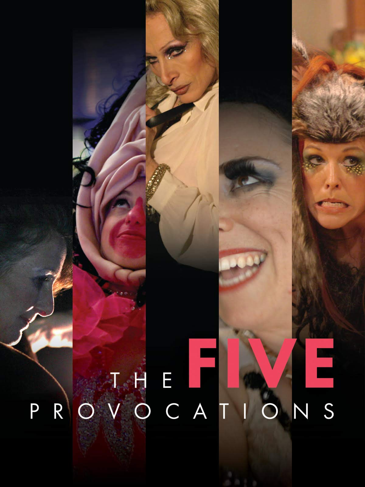 The Five Provocations on Amazon Prime Video UK