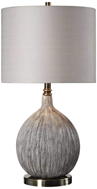Amazon.com: Uttermost 27715 – 1 Hedera – One luz lámpara de ...