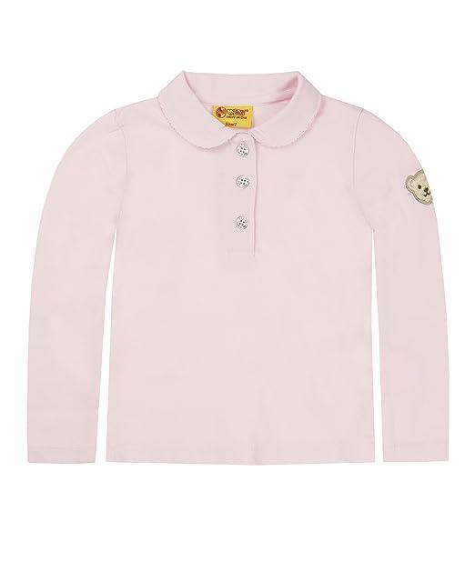 Steiff 6836, Polo para Bebé-Niños, Rosa (Barely Pink), 9-12 meses ...
