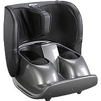 Agaro Foldable Foot and Calf Massager (Black)