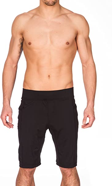 Gary Majdell Sport Mens Quick Drying Active Yoga Short