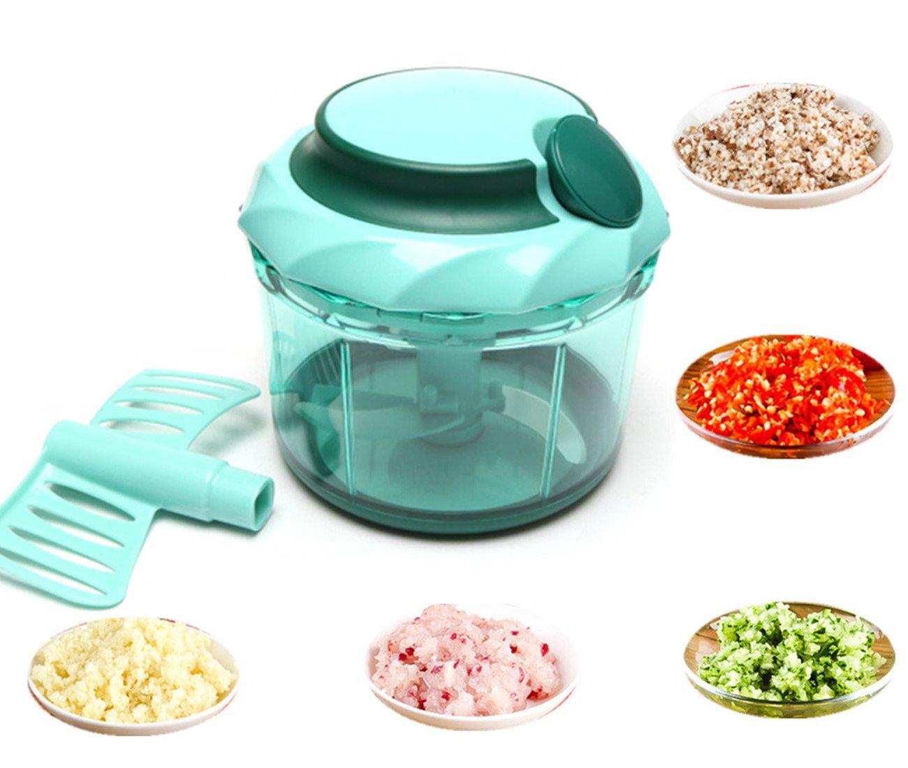 Amazon.com: Edofiy Manual Food Chopper/Blender/Mincer/Mixer For ...