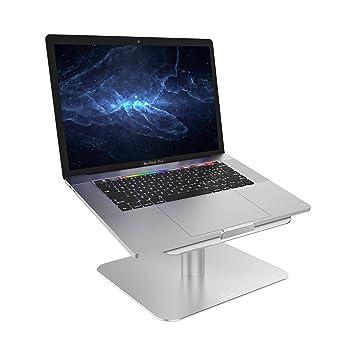 Soporte para Portátil, Lamicall Multiángulo Soporte : Soporte Base Ajustable para Portátil para 2018 Dell