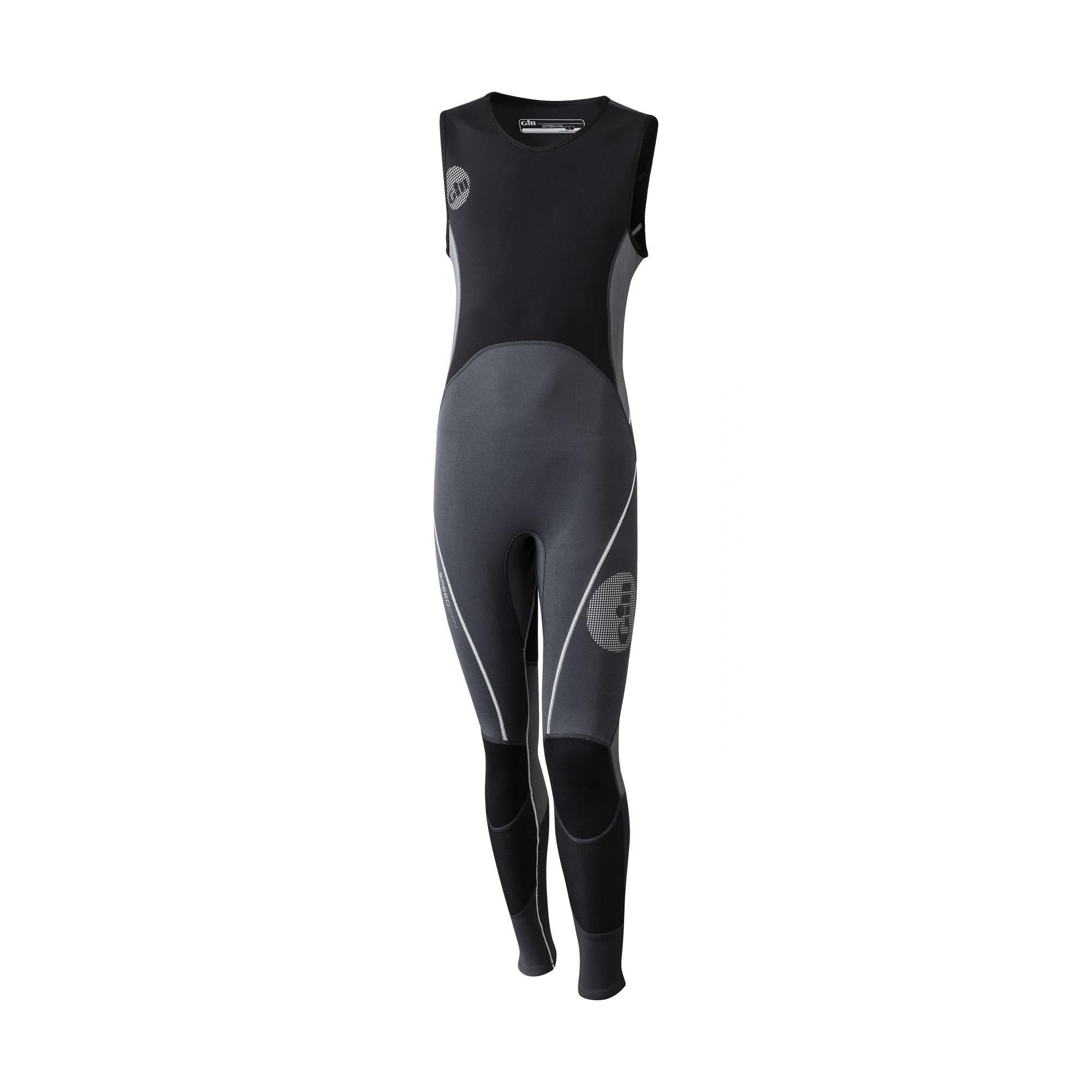 GILL Speedskin Skiff Suit (Graphite, XX-Large)